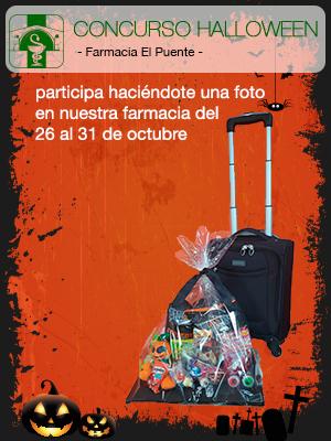 Celebra Halloween Farmacia El Puente La Zubia Granada