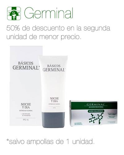 promoción germinal Farmacia El Puente, La Zubia