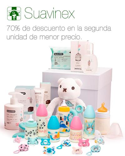 promoción suavinex Farmacia El Puente, La Zubia, Granada