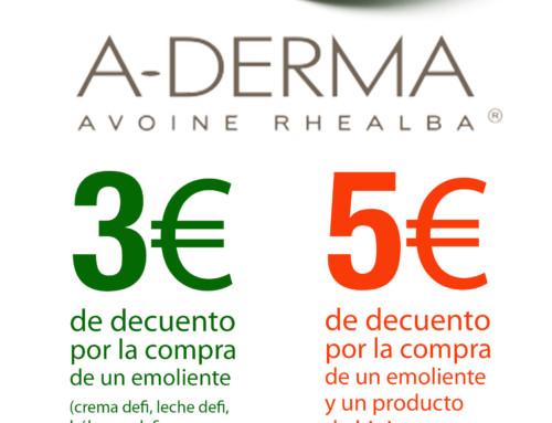 Promoción A-Derma